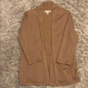 Dress barn Open Cardigan